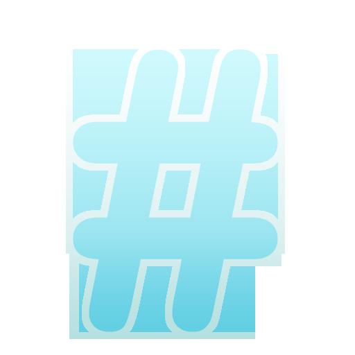 twitter-hashtag-logo