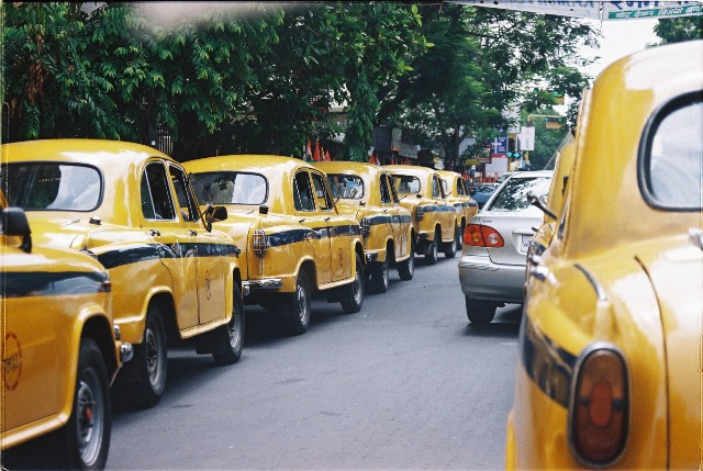 Calcutta_Taxis
