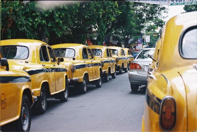 Calcutta_Taxis