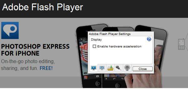 Fix – Adobe Flash Player Plugin Crash